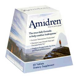 Amidren Review – Read The Shocking Truth About Amidren