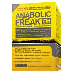 Anabolic Freak Review – Read The Shocking Truth About Anabolic Freak