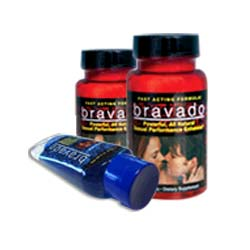 Bravado Male Enhancement: Get A Woman to Say Bravo!
