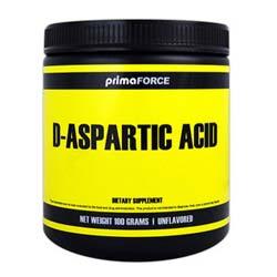Does d aspartic acid work