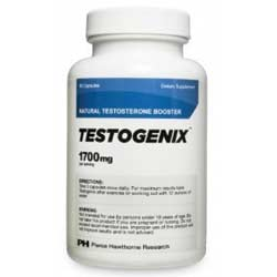 Testogenix Review – Read The Shocking Truth About Testogenix