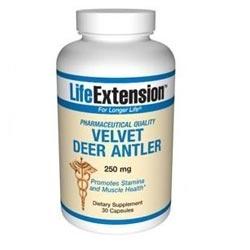 Velvet Deer Antler