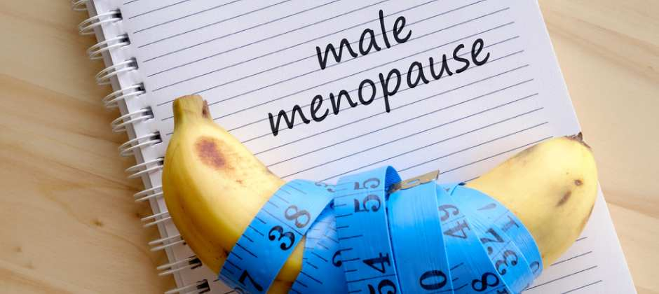 Menopause In Men What Menopause Exactly
