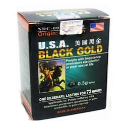 USA Black Gold