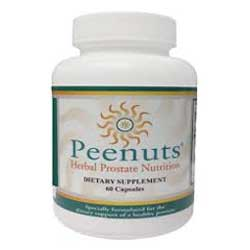 Peenuts Herbal Prostate Nutrition