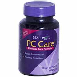 Natrol Prostate Care