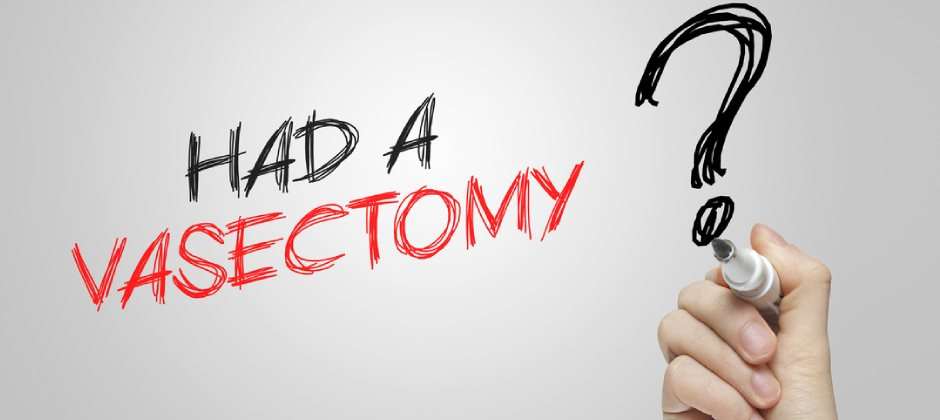 Age Limit for Vasectomy