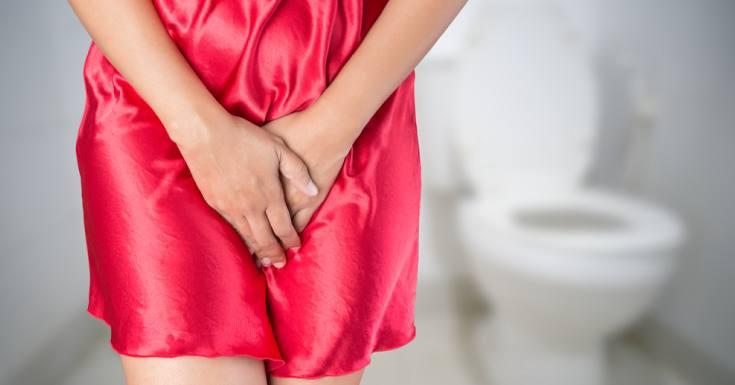 Unusual vaginal discharge