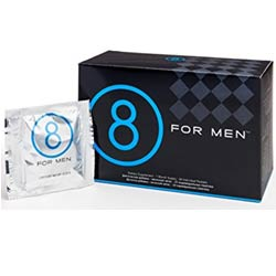 8 for Men Review: How Does 8 for Men Work?