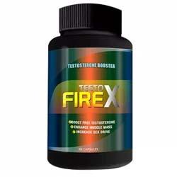 Testo Fire X