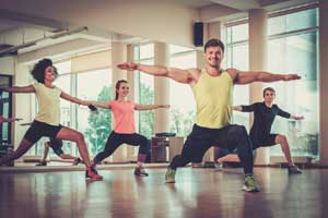Exercising for overall health