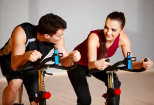 Exercising Improves Sexual Health