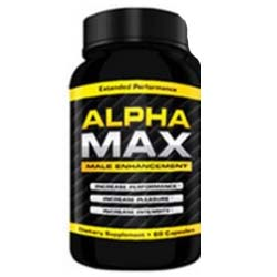 Alpha Max Info