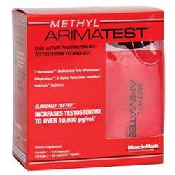 Muscle Meds Methyl Arimatest
