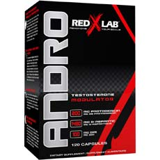 Red X Labs Andro Testosterone Booster