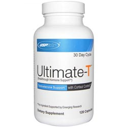 USP Labs Ultimate T Testosterone Review: How Does USP Labs Ultimate T Testosterone Work?
