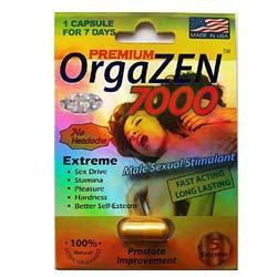 3 Pack OrgaZEN