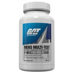 GAT Mens Multi +Test Booster