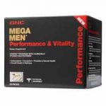 GNC Mega Men Performance & Vitality Review – Read The Shocking Truth About It