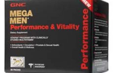 GNC Mega Men Performance & Vitality Review: How Does GNC Mega Men Performance & Vitality Work?