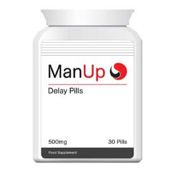 Man Up Delay Pills