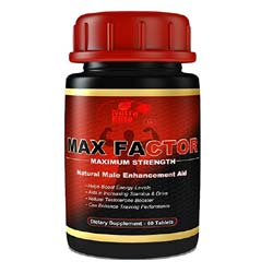 Max Factor Maximum Strength