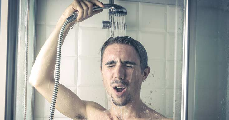 Cold Showers Benefits