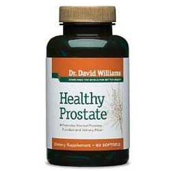 Dr. David Williams' Healthy Prostate