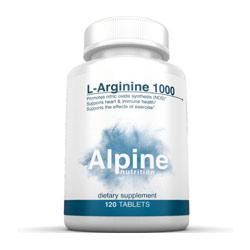 Alpine L-Arginine 1000