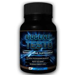 Biogenex Testo