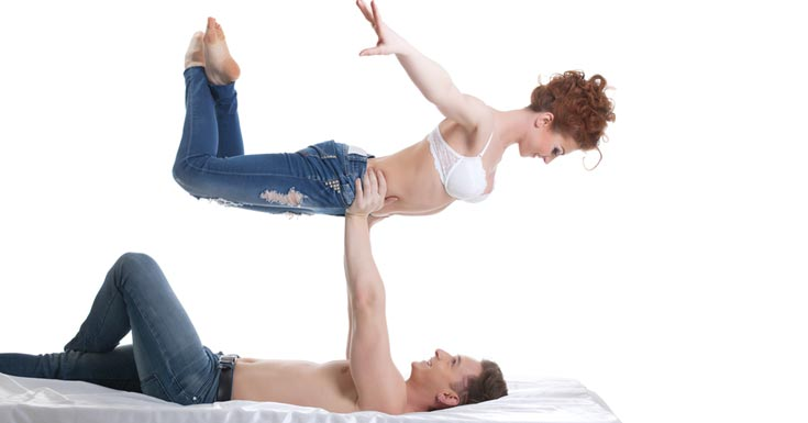 Improve Sensation During Missionary Position