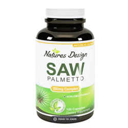 Natures Design Saw Palmetto
