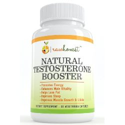 RawHonest Natural Testosterone Booster