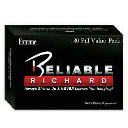 Reliable Richard Extreme