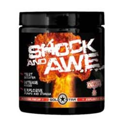 Shock & Awe TEST Booster