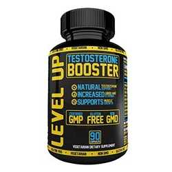 LEVEL UP Testosterone Booster