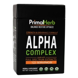 Primal Herb Alpha Testosterone