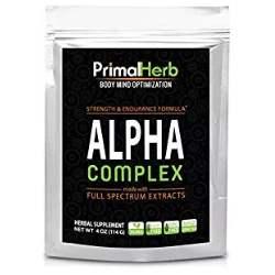 Primal Herb Alpha Testosterone Complex