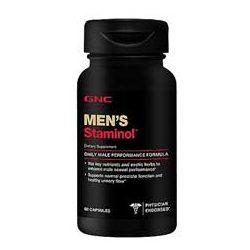 GNC Men's Staminol