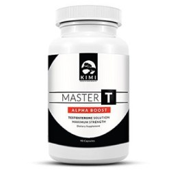 Master T Alpha Boost