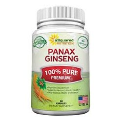 Pure Red Korean Panax Ginseng