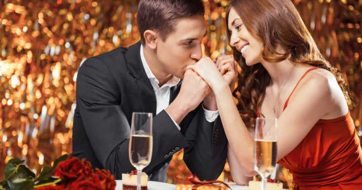 Start with a Romantic Evening