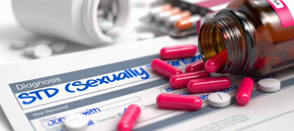 Sexually Transmitted Diseases – Symtoms, Causes & Treatments