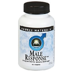 Source Naturals Male Response Review