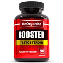 BeOrganics Testosterone Booster