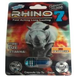 Rhino Red 7k