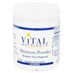 Vital Nutrients Mannose Powder