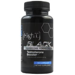 High T Black Testosterone Booster– 60 Count