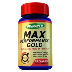 Pinnacle Max Performance Gold