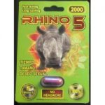 Rhino 5 Pills Review – Read The Shocking Truth About Rhino 5 Pills